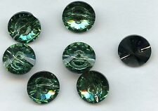 3015/14**1 BOUTON Swarovski 14mm ERINITE M****** x1