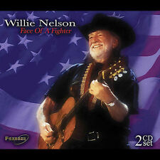 Face of a Fighter [Pazzazz] by Willie Nelson (CD, Jun-2004, 2 Discs, Pazzazz)