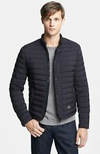 "RAG & BONE ""Chelsea' Water Repellent Quilted Jacket Size 46  $495"