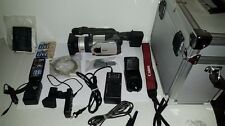 Canon DM-GL1A Pro Mini DV Camcorder Video Camera with Case & Accessories TESTED