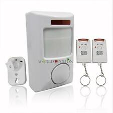 Wireless Door Patio Driveway Patrol Security Alarm Motion Sensor Detector System