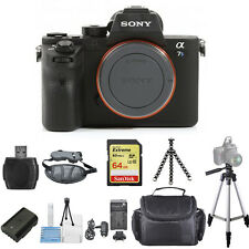 Sony Alpha a7S II Mirrorless Digital Camera (Body Only) STARTER BUNDLE!! NEW!!