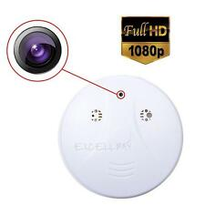 HD 1080P DVR Hidden Camera Smoke Detector Motion Detection Video Recorder Cam