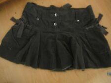 corded velvet   skirt size 10 green
