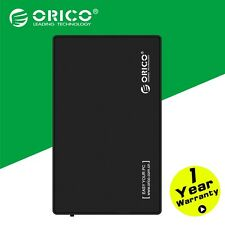 ORICO Portable USB 3.0 High Speed 3.5 SATA Hdd Enclosure for Notebook Desktop PC