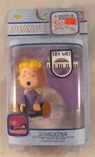 Peanuts A Charlie Brown Christmas 2003 Memory Lane Action Figure Schroeder NRFB