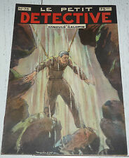 N°75 LE PETIT DETECTIVE ARNOULD GALOPIN 1930 ILLUSTRATIONS MAITREJEAN