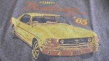 FORD MUSTANG  1965 T SHIRT SIZE 2 EXTRA LARGE