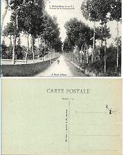 CPA: SAINT-PERN, Avenue de la Communauté, vers 1910