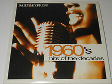 Daily Express Music CD - 1960's Hits of the Decades