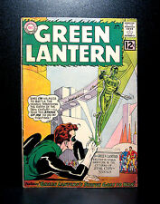 COMICS: DC: Green Lantern #12 (1962), 2nd Pol Manning app - RARE (batman/flash)