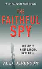 The Faithful Spy, By Alex Berenson,in Used but Acceptable condition