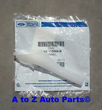 NEW 2008-2013 Ford, Lincoln, Mercury FUEL FILLER FUNNEL, OEM Ford