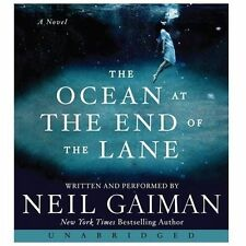 The Ocean at the End of the Lane CD: A Novel, Gaiman, Neil, Acceptable Book