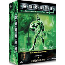 23069 // DVD ACCESS VOLUME 1 + 2(20 COURTS METRAGES D'ANIMATION)