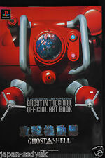 JAPAN 3D Action Shooting Game for PS Ghost in the Shell Official Art Book