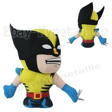 "Cute ! X- men  Wolverine Logan 18cm / 7"" Soft Plush Doll Toy"