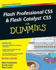 Flash Professional CS5 and Flash Catalyst CS5 For Dummies-ExLibrary