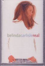 BELINDA CARLISLE REAL MC SIGILLATA SEALED NEW CASSETTE