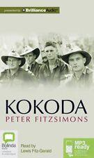 Peter FITZSIMONS / KOKODA     [ Audiobook ]