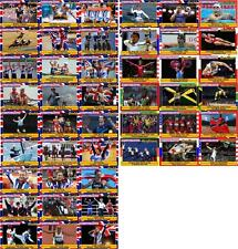 British Gold Medals - London 2012 Olympic Games plus headlinersTrading Cards
