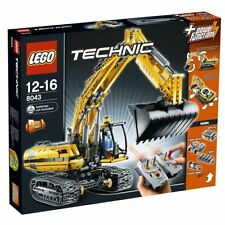 LEGO ® Technic Technology 8043 RC bachi Escavatore NUOVO OVP LOADER NEW RARE NEW MISB NRFB