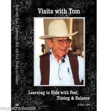 Visits with Tom by Tom Dorrance - 2 DVD Set