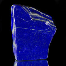 "6.1""4LB Gem Grade Polished RichBlue LAPIS LAZULI (Lazurite) Afghanistan for sale"