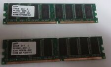 256MB - DDR 400 - PC 3200 - Desktop Memory - RAM