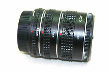 OLYMPUS OM FIT AICO Extension Tubes. 13mm, 21mm, 31mm.
