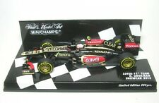 Lotus F1 Equipo Nº 8 Romain Grosjean Formal 1 Coche A Escala 2013