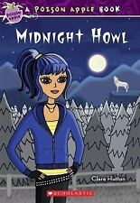 Midnight Howl (Poison Apple #5), Hutton, Clare, 0545231019, Book, Good