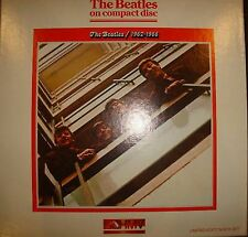 Beatles, the 1962-1966 (red album) HMV BOX-set DOCD No.