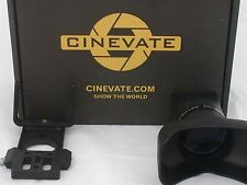 Cinevate Cyclops CICYCL001D View Finder Cinevate 200 mm with slide mount