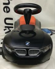 BMW Baby Racer III Black and Orange 80932413782 OEM NEW IN BOX