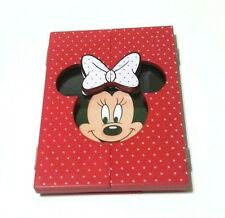 NEW DISNEY PARKS VALENTINE FOLDING MINNIE MOUSE 5×7 OR 4×6 PHOTO PICTURE FRAME