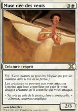 *MRM* FOIL FR Muse née des vents (Windborn Muse) MTG 10th edition