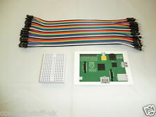 Mini Breadboard  + 40pcs Dupont male to female GPIO cables for Raspberry Pi