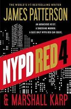 NYPD Red 4, Karp, Marshall, Patterson, James, New Book