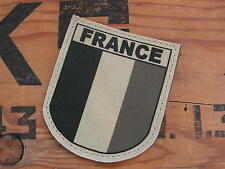 Patch velcro OPEX FRANCE BASSE VISIBILITE TAN - terre AIR mer OPEX arktis