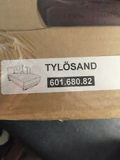 NEW IKEA TYLOSAND Right Chaise Lounge Cover Slipcover Everod Dark Red 601.680.82