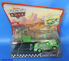 Disney Cars Launch & Racer /  M1894 / Chick Hicks  ( Verpackung Berge )