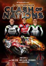 Clash of Nations - I Superbiker V1 2016 DVD