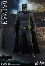 "Hottoys 1/6 Batman V Superman 12"" Collectible Batman Figure Toy W Mask Version"