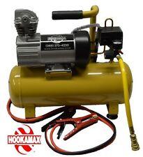 Hookah Diving! Complete GENUINE Hookamax 12 Volt Hookah with one 50 foot hose!