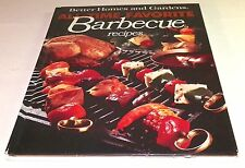 Books, Better Homes and Gardens All-Time Favorite Barbecue Recipes, cookbook