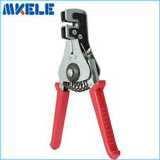 Automatic Cable Wire Stripper Stripping Crimper Plier Cutter Tool Peeled