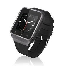 ZGPAX S8 Android 4.4 Bluetooth Smart Sport Tracker Watch Phone WiFi Black