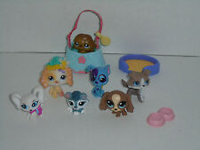 Littlest Pet Shop Lot of Dogs