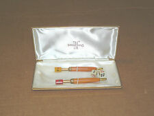 SHEAFFER set of bullet pencils & dice - gambling - card suits casino antique